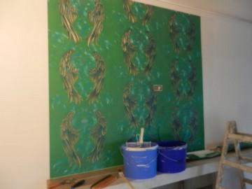 tapezieren tapeten und wandbel ge f r kreuzlingen. Black Bedroom Furniture Sets. Home Design Ideas